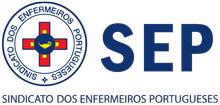 Logotipo sindicato enfermeiros portugueses