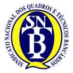 logótipo Sindicato Nacional dos Quadros e Técnicos Bancários