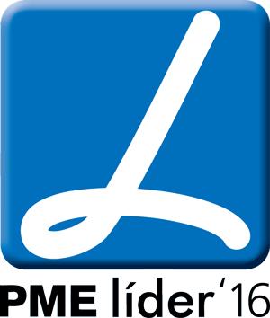 logótipo PME Líder 2016 IAPMEI
