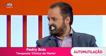 Automutilação SIC Pedro Brás