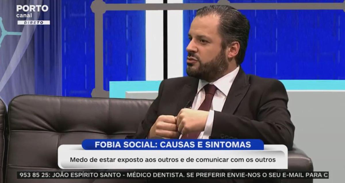 Fobia Social: causas, sintomas e tratamento | Porto Canal