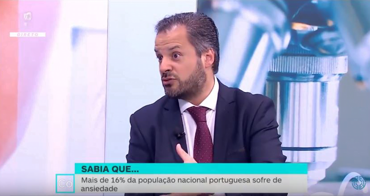 """Porto Canal: """"Saber viver sem medicamentos"""""""