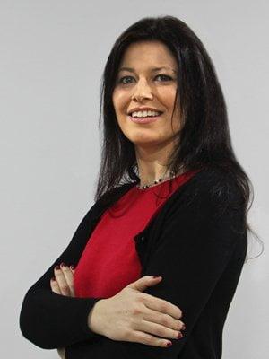 psicoterapeuta e psicóloga Carla Rama