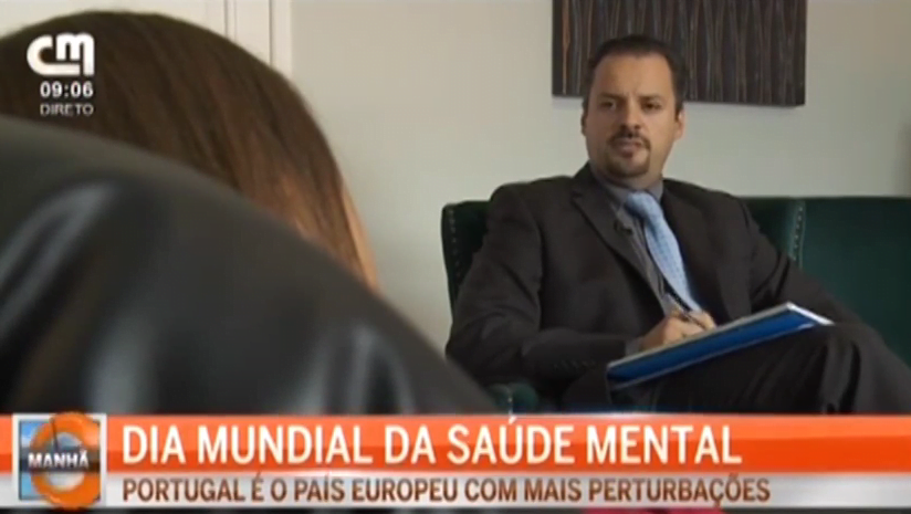 Dia Mundial da Saúde Mental | CMTV
