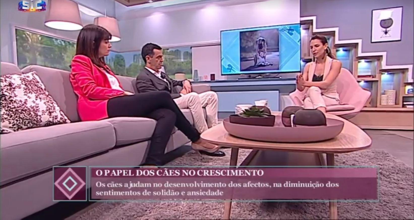 A importância dos animais no desenvolvimento infantil | SIC Mulher