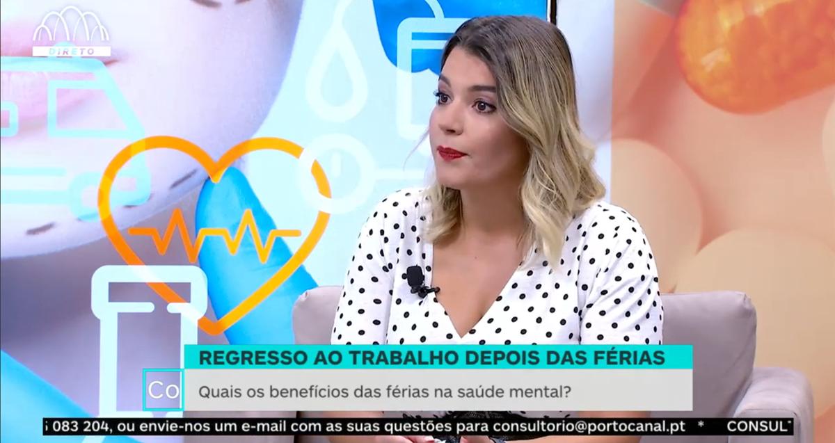 Quais os benefícios das férias para a Saúde Mental? | Porto Canal