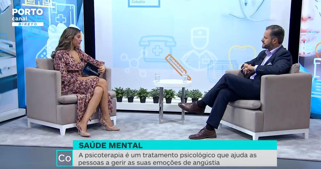 Dr. Pedro Brás no Consultório com Rafaela Granado