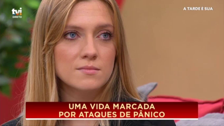 Jéssica tem Ataques de Pânico desde os 3 anos | TVI