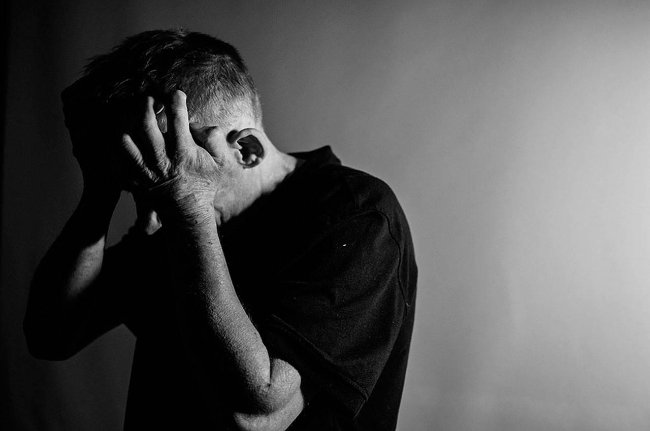Depressão masculina: «Os homens não choram»