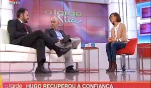 Hugo Carvalho conta como tratou os Ataques de Pânico com a ajuda da Clínica da Mente