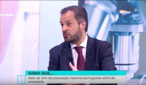 Pedro Brás no programa Consultório do Porto Canal